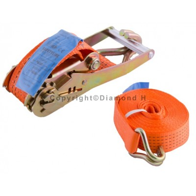 50mm 5T x 6Mtr Two Part Ratchet Webbing Tensioner