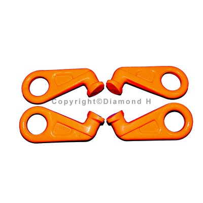 Container Lifting Lugs- Set of 4