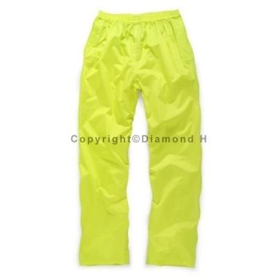 Elasticted Rain Trousers