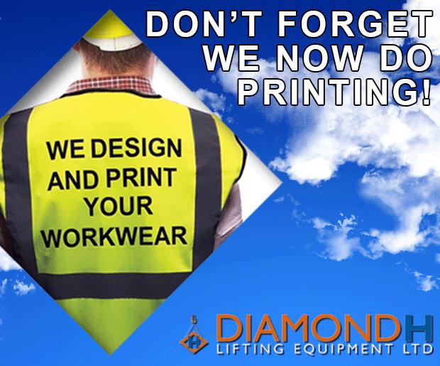 Diamond H Lifting Equipment Ltd